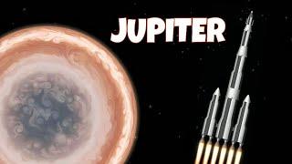 Landing on Jupiter // SFS 1.4 Update