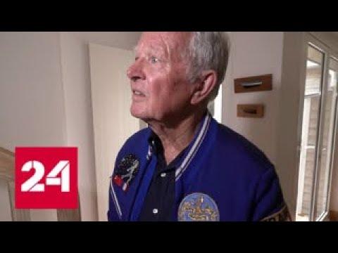Первый француз на орбите: Жан Лу Кретьен и в 80 лет не расстался с небом – Россия 24