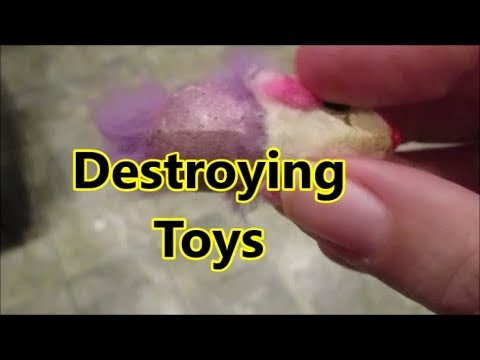 Destroying Toys  7.16.18 day1847