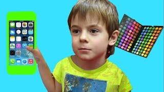 Copiii nu mai vor telefonul   Sketch Bogdan Show