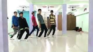 Nasha tera sar chadh ke bole choreography by JACKSON