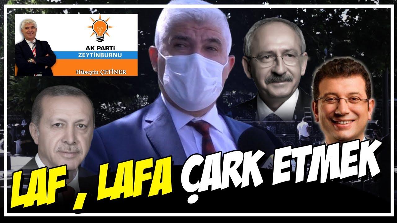 İstanbul Times TV Muhabiri.. Hüseyin Çetiner İle Özel Röportaj.!