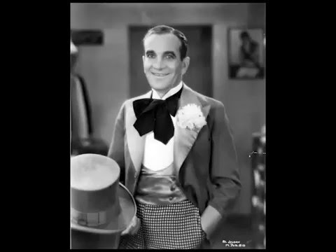 "Al Jolson ""The Jazz Singer"" ""World's Greatest Entertainer"" 