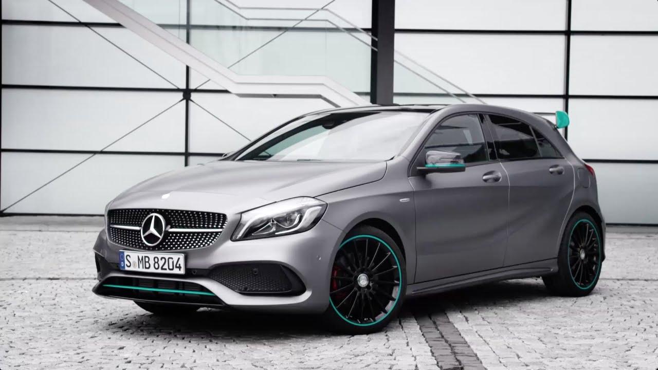 Mercedes G >> Nueva generación de Mercedes-Benz Clase A - YouTube