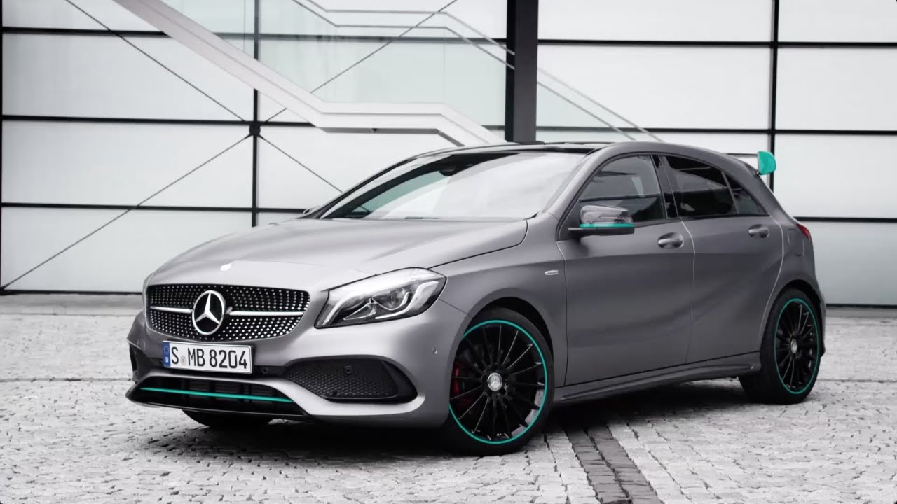 Nueva generaci n de mercedes benz clase a youtube for Mercedes benz delaware