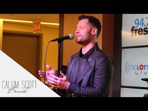 Calum Scott - Come Back Home / Sore Eyes / Dancing On My Own (94.7 Fresh FM) POCKET SHOW