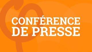 Conférence de presse : l'urgence climatique - #EcologiePopulaire