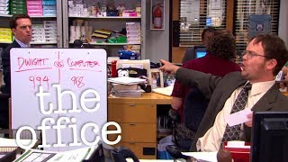 Download Dwight Vs The Machine  - The Office US Mp3 and Videos