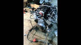 Studebaker lq4 test run with headers