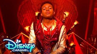 "Issac Ryan Brown Covers ""Problem"" 👻| Disney ""Hall of Villains"" | Disney Channel"