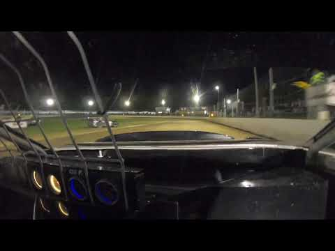 11C saloon heat 3 started in 3rd finished in 1st. - dirt track racing video image