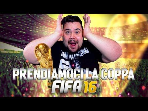 Fifa 16: Prendiamoci la Coppa!