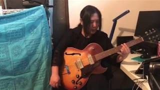 WC Guitar 2017 Yoshie Nakagawa