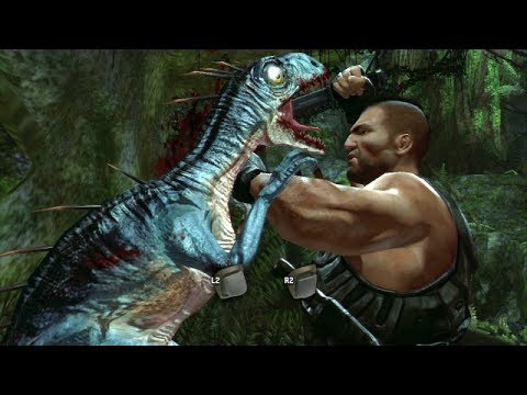 [PS3] Turok - Dinosaur Knife Kills (2013 Remaster)