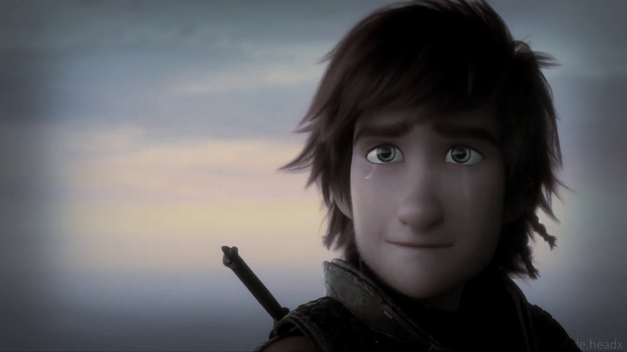 Please don't leave me bud... (HTTYD3 edit)