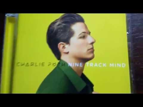 Unboxing!! - Charlie Puth - Nine Track Mind