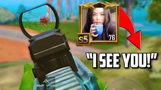 SIX FINGER player SHOCKS teammate with INSANE PLAY! | PUBG Mobile