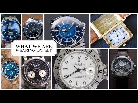 Our Favorite Watches Of 2019 (Bark & Jack, He Spoke Style, Time Teller, Just One More Watch & More)