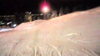Snowboarding i Arboga