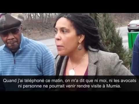Silencing act on Mumia Abu Jamal