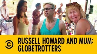 Meditating With A Bunch Of Horny Zombies   Russell Howard and Mum: GlobeTrotters