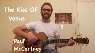 Paul McCartney - The Kiss Of Venus Guitar Lesson