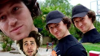 THIS MAN IS IMPERSONATING DAVID DOBRIK!! (he must be stopped)