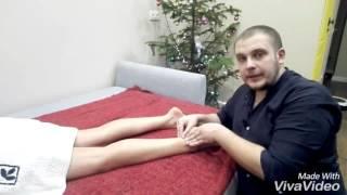 АСМР/ASMR  массаж. Чтобы расслабиться и сладенько уснуть.
