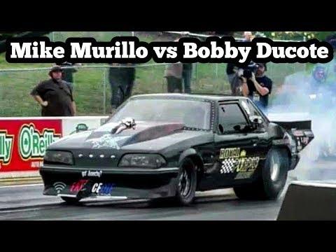 Mike Murillo vs Bobby Ducote at Topeka No Prep Kings