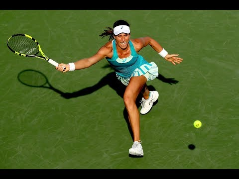 2017 Western & Southern Open Round 3   Johanna Konta vs Dominika Cibulkova   WTA Highlights