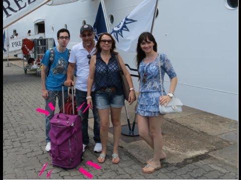 419425a8fa Como arrumar a mala e necessaire para um Cruzeiro - YouTube