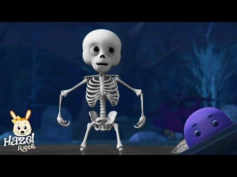 Halloween Songs for Children   It's Halloween Night! Nursery Rhymes