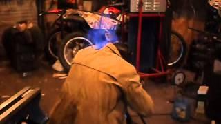 Ремонт шківа двигуна мотоблока. МАГ