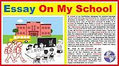 english essay my school 3 15