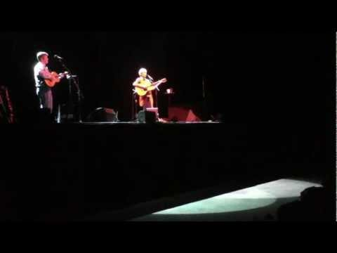 Don't Think Twice It's All Right - Joan Baez - Lorient - 24 Septembre - 2011