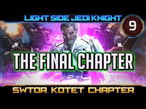 SWTOR Knights of the Eternal Throne Ending 🌟 Chapter 9 🌟 Destroying Valkorion & Taking the Throne