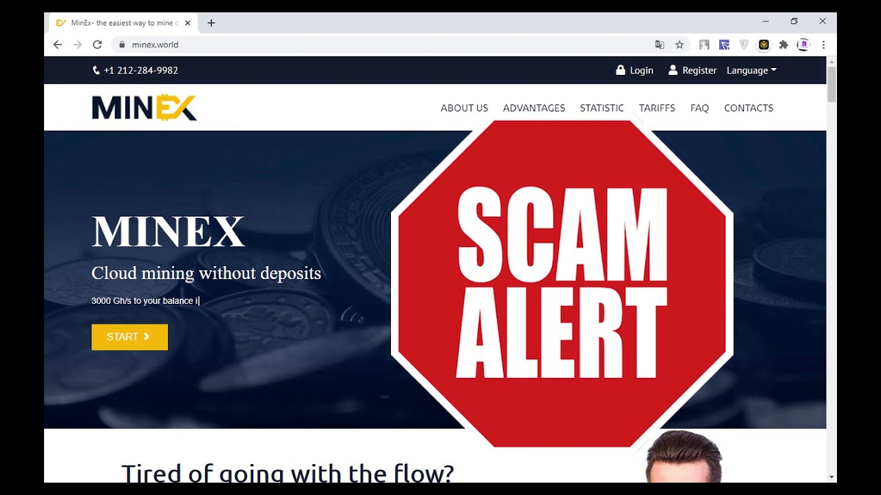 Minex World Scam Does Not Pay Absolutely Do Not Invest Youtube