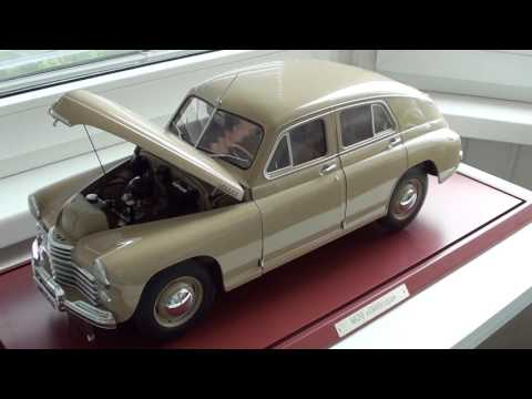 видео: ГАЗ М 20