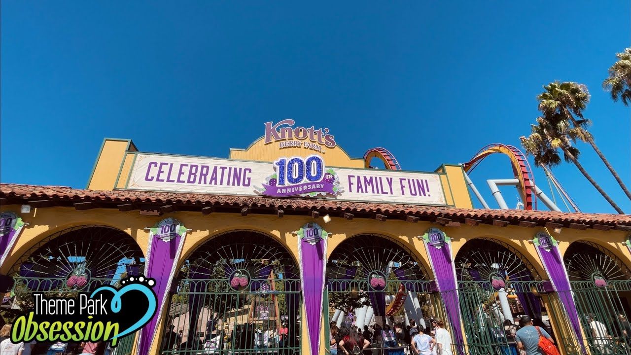 Knott's Berry Farm No Longer Requires Reservations!   Scary Farm News & More