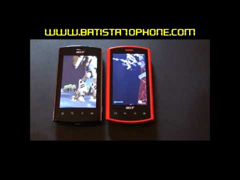 Acer Liquid Metal vs Liquid Ferrari by batista70phone.wmv