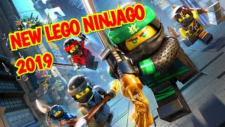 Нове Китайське Лего Ниндзяго 2019 Мініфігурка  Розпакування lego ninjago російською мовою