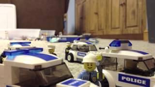 Lego Police Chase