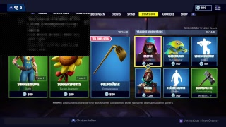 Fortnite Daily Shop 03/06/2019 New Skins !!! TzY!!