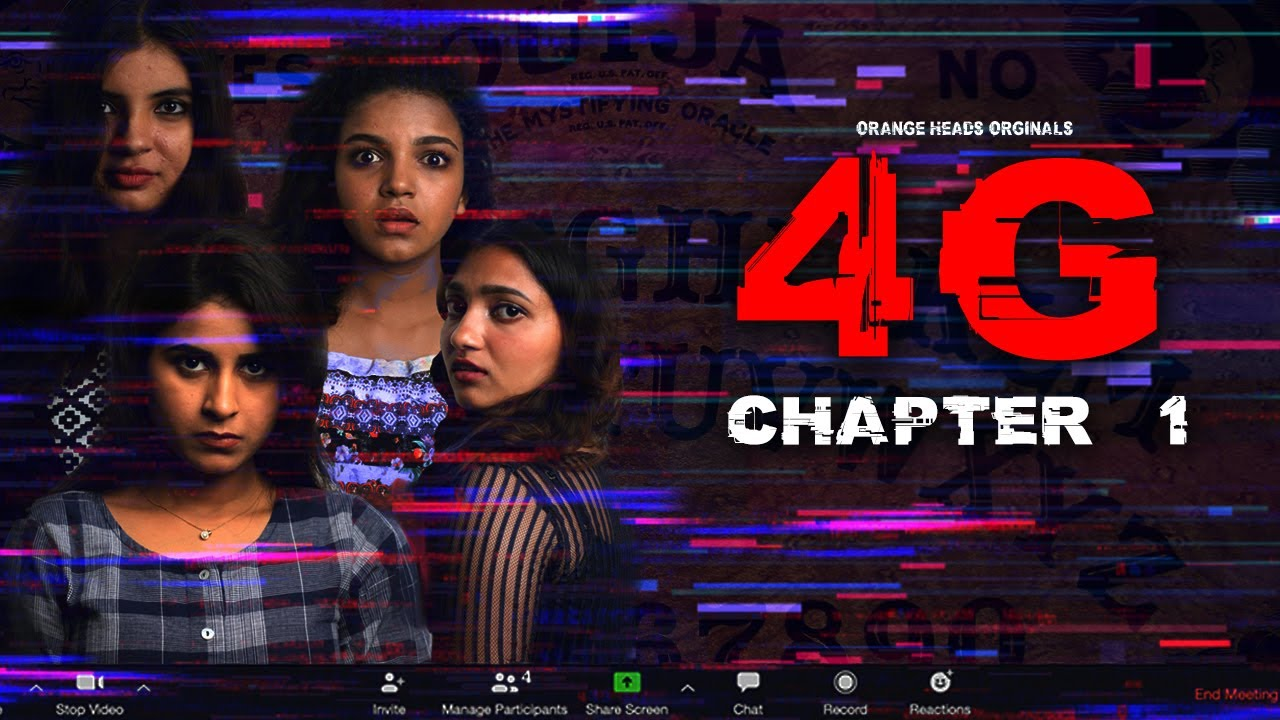 4G | Chapter 1 – Connecting | Horror Tamil Web Series | Orange Heads Production