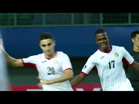 Vietnam 1-2 Jordan (AFC U19 Indonesia 2018 : Group Stage)
