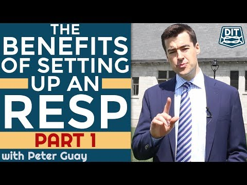 The Benefits of Setting up an RESP Part 1 | Family Financial Planning