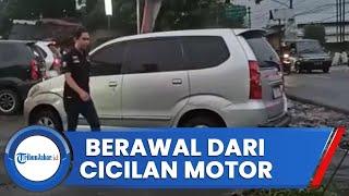 Berawal Dari Motor Cicilan, Sekelompok Pria Datangi Sejumlah Orang Yang Nongkrong Di Sukabumi