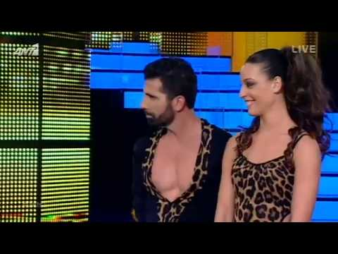 Dancing With The Stars 5 - LIVE 3 - Κυριακή 9/11/2014