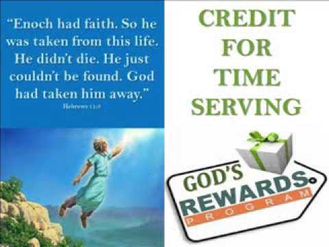 Credit For Time Serving