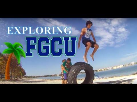 EXPLORING FGCU CAMPUS
